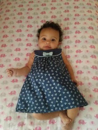 4-Month Dress