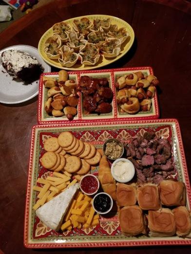 Christmas Eve Platter