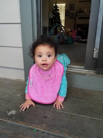 Crawling Outside