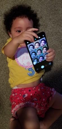 Maddie Phone1