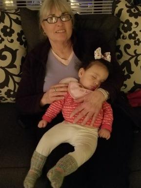 Sleepy Maddie Christmas