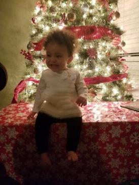 White Sweater Christmas